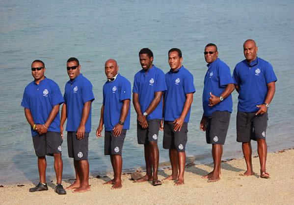 The Ra Divers Crew