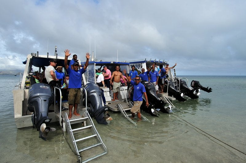 On site SSI and PADI Dive Centre