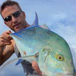 Blue Fin Trevally Fiji