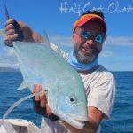 Light tackle fishing fiji