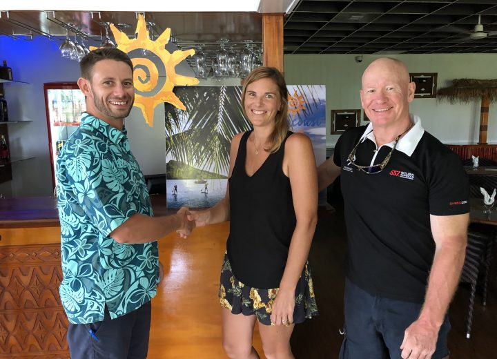 Suncoast Ocean Swim 19, Fiji's newest event, launched