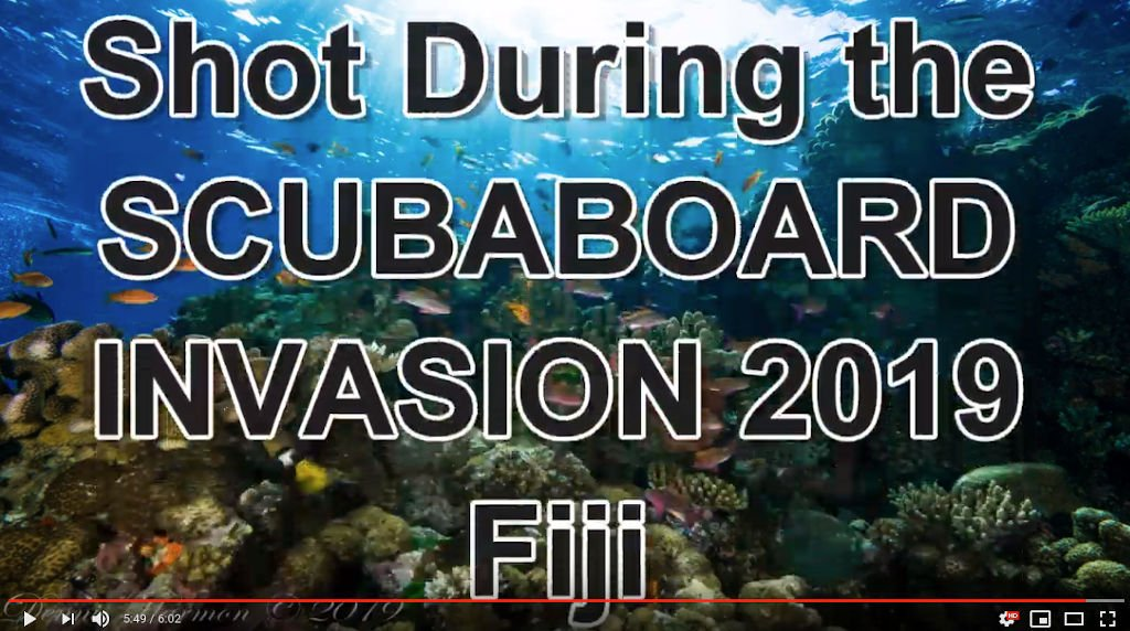 ScubaBoard Invasion – Fiji 2019 Resort Review and Video
