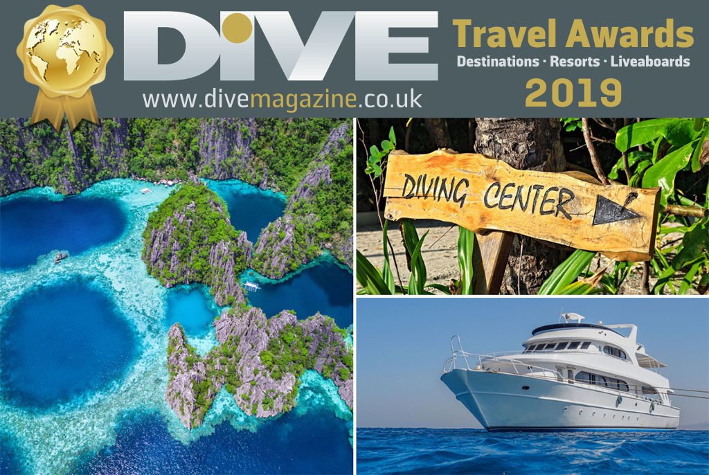 2019 DIVE Travel Awards