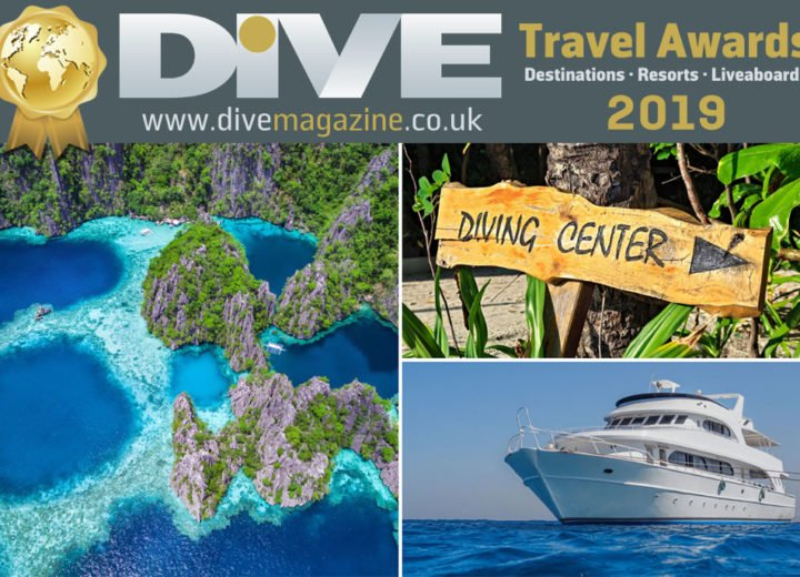 2019 DIVE Travel Awards – go on and vote for Fiji